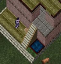 マジンシアに家が建つよ - UO飛鳥のブリ銀でまったり