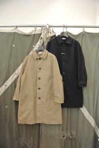 ARMEN:AUTHENTIC WORK COAT(Cotton) - JUILLET