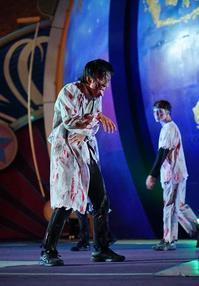 USJゾンビダンス@2016-09-16 - (新)トラちゃん&ちー・明日葉 観察日記