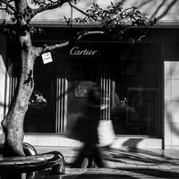 2017年4月3日 交錯するショッピングストリート - Silver Oblivion