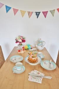 娘が2歳の誕生日を迎えました☆ - ドイツより、素敵なものに囲まれて