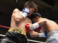 濱田力4RTKO勝ち - 本多ボクシングジムのSEXYジャーマネ日記