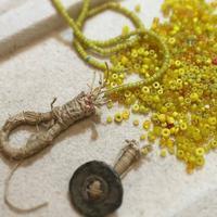 黄色の「糸」 - marujyu to c