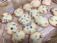 チョコチップクッキー作りました♡ - きくまんま