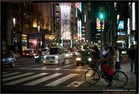 DA35 Macro & DA70 with α7S 銀座散歩 Part 1 - TI Photograph & Jazz