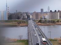 新鮮な驚き!荒川河川と西新井橋。。 - 一場の写真 / 足立区リフォーム館・頑張る会社ブログ