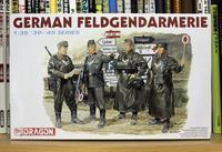 DRAGON 6061 GERMAN FELDGENDARMERIE - Post-Retirement Modelling Life