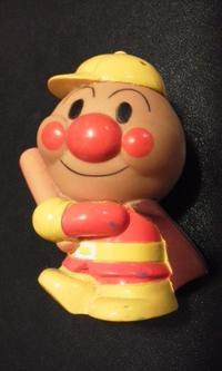 【178】アンパンマン(野球)・21 - アンパンマン★指人形★コレクション
