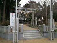 那珂市を歩く 鷲神社 @茨城県 - 963-7837