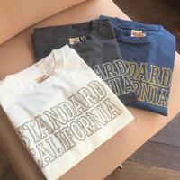 スタンダード・カリフォルニア ロゴTeeシャツ - BEATNIKオーナーの洋服や音楽の毎日更新ブログ