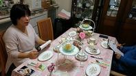意外な組み合わせのティータイム - BEETON's Teapotのお茶会