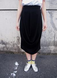 名前のないブランド 変形ドレープスカート - suifu