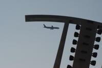 HND - 101 - fun time (飛行機と空)