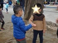 春休み園庭遊び - ~ワンパク五歳児子育て中~