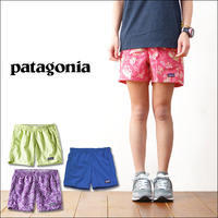 patagonia [パタゴニア正規代理店] GIRLS' BAGGIES SHORTS [67065] LADY'S - refalt   ...   kamp temps