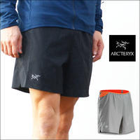 ARC'TERYX [アークテリクス正規代理店] SOLEUS SHORT MEN'S [17150] MEN'S - refalt   ...   kamp temps