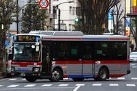 (2017.3) 東急バス・I1613 - バスを求めて…