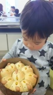 春休み親子パン教室  嬉しいメール🐔 - 手づくりパン教室佐々木ブログ