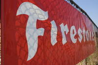 Firestone Vinteg Banner - Knotts Berry  open 準備!