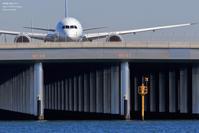 桟橋滑走路 - 飛行機写真 ~旅客機に魅せられて~