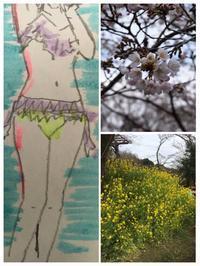 生着替えした指原さんの水着に注目、ライブ会場で熱湯風呂。桜の開花もまだなのに気分は夏の水着探し - 山に住んでいる海好きなアロマテラピー講師&エステティシャンのブログ