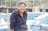【キャンプでがんばってる人】草太くんの笑顔@白浜フラワーパーク - Doors , In & Out !    SAMのキャンプブログ