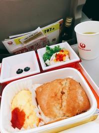 ソウルに到着 機内食(JAL羽田~金浦 091便)と李さん - 今日も食べようキムチっ子クラブ (我が家の韓国料理教室)