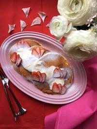 朝食&お花見☆ - 天然酵母パン教室☆ange☆