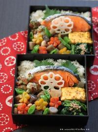 月曜鮭弁 ✿ スキレットdeドリア(๑¯﹃¯๑)♪ - **  mana's Kitchen **