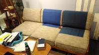 ダイニングセットを買い替える13 unicoでソファー購入 - 湘南でビール