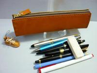 ペンケース・・・9本用 - 手縫い革小物 paddy の作品箱