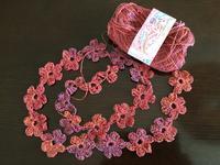 今の季節らしいベストです - 毛糸の花束~ニットブログ~