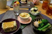 四季ごはん 晴れ間。 - KuriSalo 天然酵母ちいさなパン教室と日々の暮らしの事