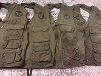 4月5日(水)大阪店ヴィンテージ入荷!#3 Military編!!40's U.S.A.A.F C-1 VEST!! - magnets vintage clothing コダワリがある大人の為に。