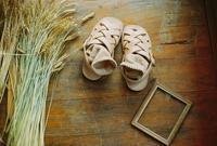 4月の展示会 「育てる靴と手編みの靴下」展 - Routes*Roots