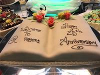 カリビアンクルーズ:出航25周年記念ランチ - 転々娘の「世界中を旅するぞ~!」