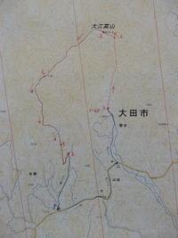 大江高山(808m) - 老猿の山日記