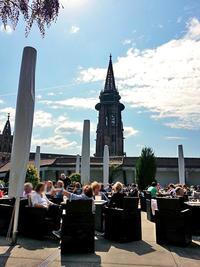 デパート屋上のレストラン - ドイツの優しい暮らし Part 2