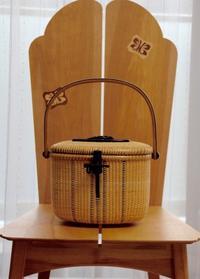何個目かの8inch Marquis - handvaerker ~365 days of Nantucket Basket~