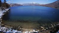 中禅寺湖は蒼かった♪ - 『私のデジタル写真眼』