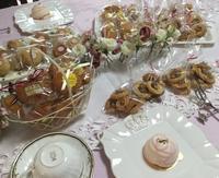 基礎クラス4月のレッスンはフランスの地方菓子 - 恋するお菓子