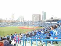 東京ヤクルトvs横浜DeNA2回戦@神宮球場(観戦) - 湘南☆浪漫