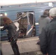 『ペテルブルグ地下鉄で爆発』/ この車両は・・・ - 「つかさ組!」