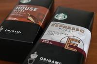 スタバのドリップコーヒー - うろ子とカメラ。