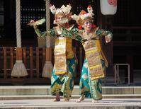 弓弦羽神社で「花びらまつり」 - たんぶーらんの戯言