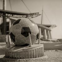2017年4月7日 スタジアムの乗っ取りを企むサッカーボール - Silver Oblivion