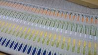 楽し過ぎ~っ! 10枚綜絖の浮き織り - 志乃's スローライフ通信