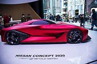 NISSAN CONCEPT 2020 - 花のこみち