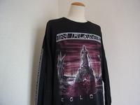 Vintage 90s In Flames ヴィンテージ インフレイムス 古着 メタルt バンドt ロンTシャツ - Used&Select 古着屋 コーナーストーン CORNERSTONE