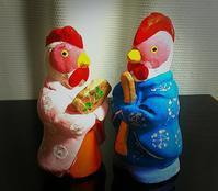 鶏のお雛さま - 蜂谷真紀  ふくちう日誌